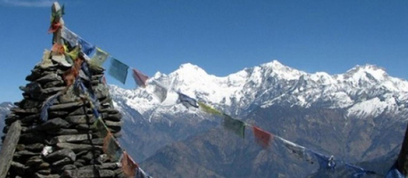 Ganesh Himal Base Camp