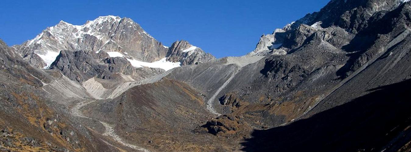 Ganga-La Pass