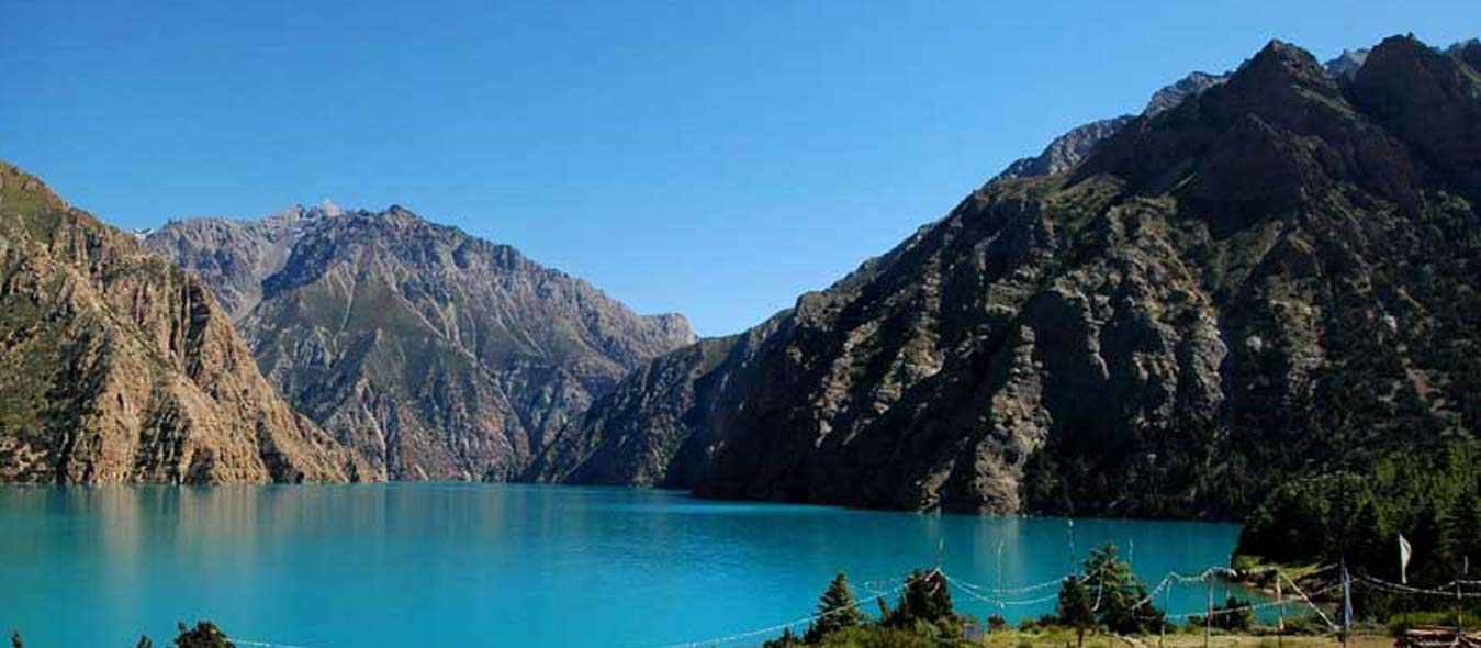 Lower Dolpa Region